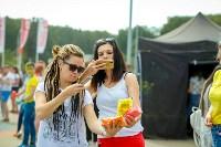 В Туле прошел фестиваль красок и летнего настроения, Фото: 30