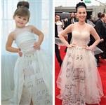 Платья четырехлетнего модельера, Фото: 11