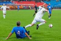 Игра легенд российского и тульского футбола, Фото: 45