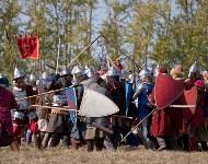 На Куликовом поле с размахом отметили 638-ю годовщину битвы, Фото: 103
