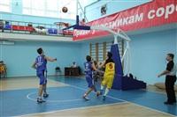 БК «Тула» дома дважды обыграл баскетболистов Воронежа, Фото: 35