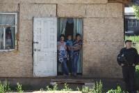 Демонтаж незаконных цыганских домов в Плеханово и Хрущево, Фото: 58