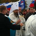 Владимир Груздев принял участие в фестивале «Поле Куликово», Фото: 15