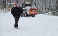 Снежная Тула. 15 ноября 2015, Фото: 27