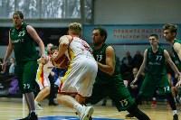 Тульские баскетболисты «Арсенала» обыграли черкесский «Эльбрус», Фото: 44