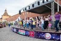 Туляков с Днем города поздравил SunSay. Фоторепортаж, Фото: 1