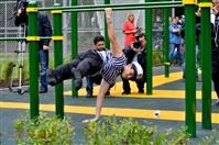Международный открытый турнир по дворовым видам спорта «Street Workout Tula». 28 июля 2013, Фото: 7