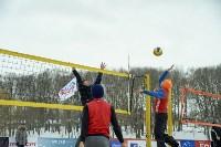 Турнир Tula Open по пляжному волейболу на снегу, Фото: 18