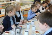 В Туле продолжается модернизация школьных столовых, Фото: 20