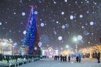 Вечерний снегопад в Туле, Фото: 14