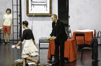 Репетиция в Тульском академическом театре драмы, Фото: 26
