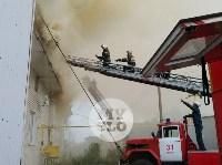 Пожар в Щекино, Фото: 13