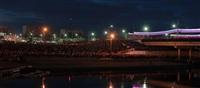 Шоу фонтанов на Упе. 9 мая 2014 года., Фото: 22