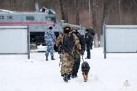 Учения: В Тульской области СОБР и ОМОН обезвредили вооруженных преступников, Фото: 1