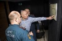 Какие нарушения правил пожарной безопасности нашли в ТЦ «Тройка», Фото: 24
