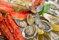 Отведайте богатство морской кухни в «Лобстер Баре»: камчатский краб, лангустины и вонголе, Фото: 6