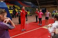 Соревнования по легкой атлетике. 9 января 2014, Фото: 14