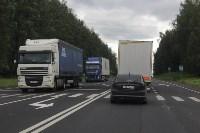 Ремонт федеральных дорог в Тульской области., Фото: 6