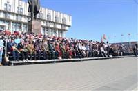 Военный парад в Туле, Фото: 7