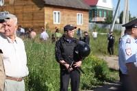 Демонтаж незаконных цыганских домов в Плеханово и Хрущево, Фото: 53