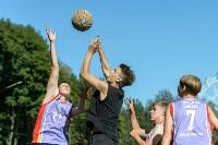 В Центральном парке Тулы определили лучших баскетболистов, Фото: 11