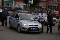 КамАЗ сбил велосипедистку на пересечении Ложевой и Кирова, Фото: 1