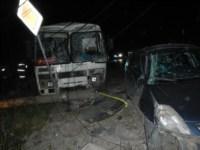 Авария в Пролетарском районе вечером 3 октября, Фото: 4