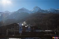 Состязания лыжников в Сочи., Фото: 27