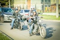 Тульские байкеры закрыли мотосезон, Фото: 12