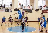 Первенство Тулы по баскетболу среди школьных команд, Фото: 25