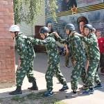 Детско-юношеский триатлон специального назначения , Фото: 1