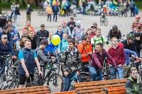 В Туле прошел большой велопарад, Фото: 37