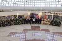 Состоялась церемония принятия юных туляков в ряды юнармейцев, Фото: 25