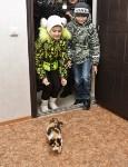 В Дубне жители дома ансамбля промышленной усадьбы Мосоловых получили ключи от новых квартир, Фото: 8