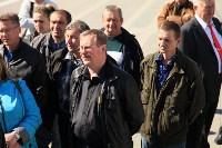 """Митинг ООО """"ЖКУ"""" г. Тулы 6 мая 2015 года, Фото: 14"""