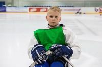 """Детская следж-хоккейная команда """"Тропик"""", Фото: 8"""