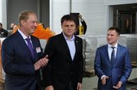 Торжественное открытие завода Браер II, Фото: 13