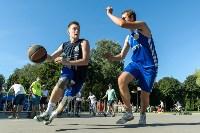 В Центральном парке Тулы определили лучших баскетболистов, Фото: 43