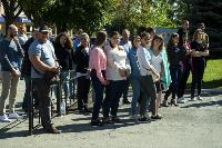 Молодые сотрудники Главного управления МЧС России по Тульской области торжественно приняли присягу, Фото: 43