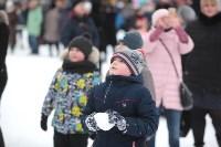 В Центральном парке Тулы прошли масленичные гуляния, Фото: 24