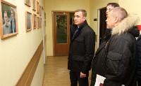 Врио губернатора Тульской области Алексей Дюмин посетил Алексинский химкомбинат, Фото: 3