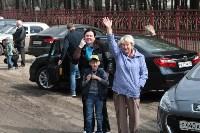 Открытие мотосезона в Новомосковске, Фото: 45