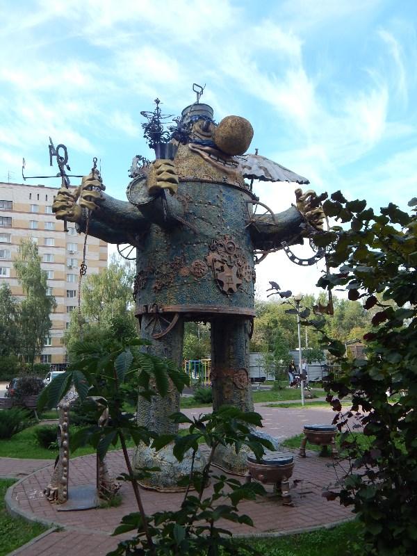 Громозека. Нижний Новгород.