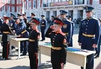 Присяга в Тульском суворовском училище: фоторепортаж, Фото: 21
