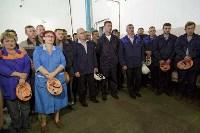 Алексей Дюмин посетил Ефремовский завод синтетического каучука, Фото: 7