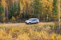 Внедорожный тест-драйв Mitsubishi, Фото: 58
