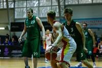 Тульские баскетболисты «Арсенала» обыграли черкесский «Эльбрус», Фото: 39