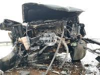 В серьезном ДТП на М-2 в Туле пострадали три человека, Фото: 23