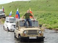 Любители бездорожья поздравили ветеранов с праздником, Фото: 22