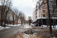 Провал дороги на ул. Софьи Перовской, Фото: 9